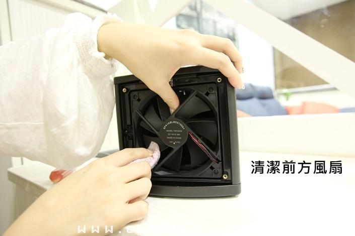 Dr.Air 空氣醫生 Q-Cube 怡可淨空氣清淨機 (38).JPG