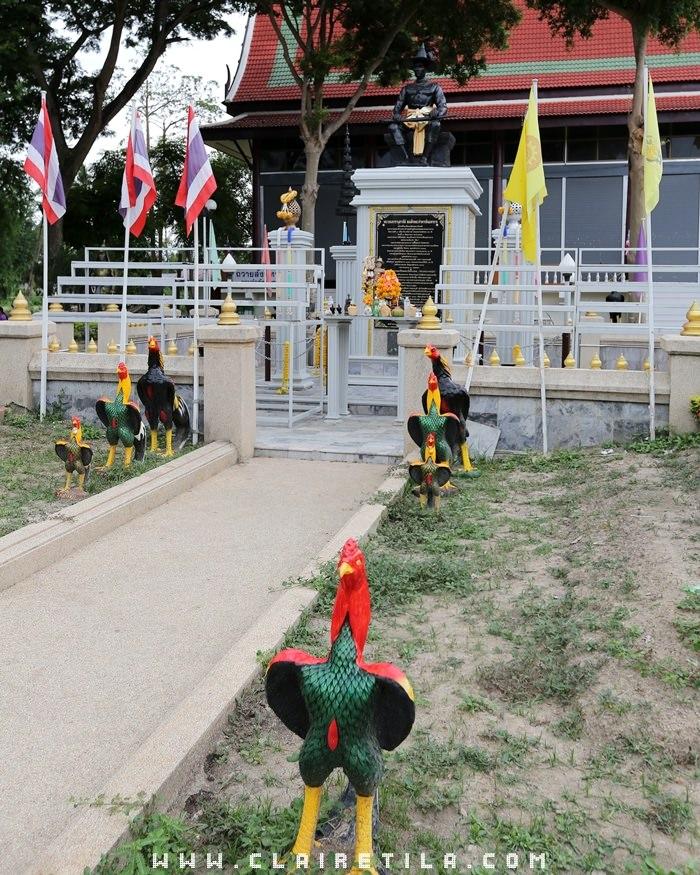 曼谷近郊旅‧樹中廟 求子廟‧泰拳公園 (14).JPG