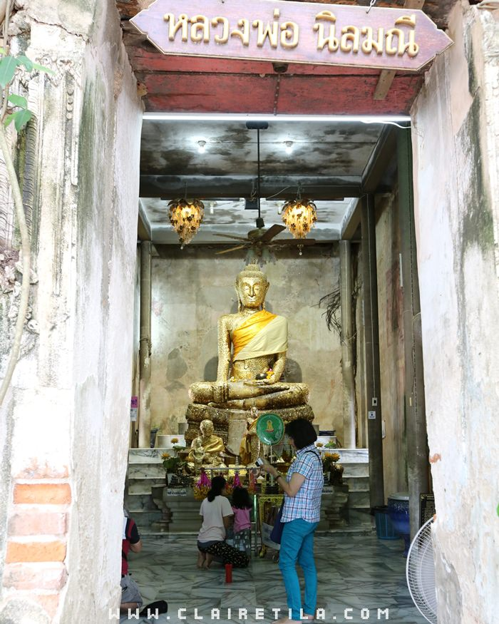 曼谷近郊旅‧樹中廟 求子廟‧泰拳公園 (4).JPG