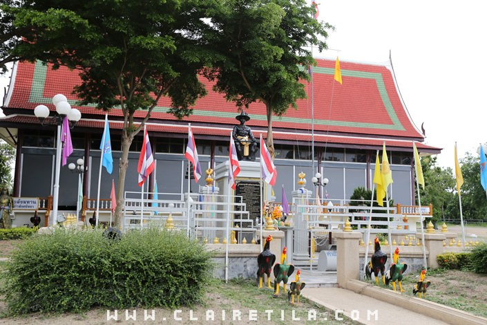曼谷近郊旅‧樹中廟 求子廟‧泰拳公園 (13).JPG