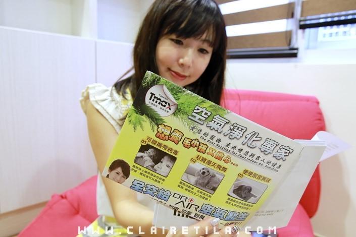 Dr.Air 空氣醫生 Q-Cube 怡可淨空氣清淨機 (4).JPG